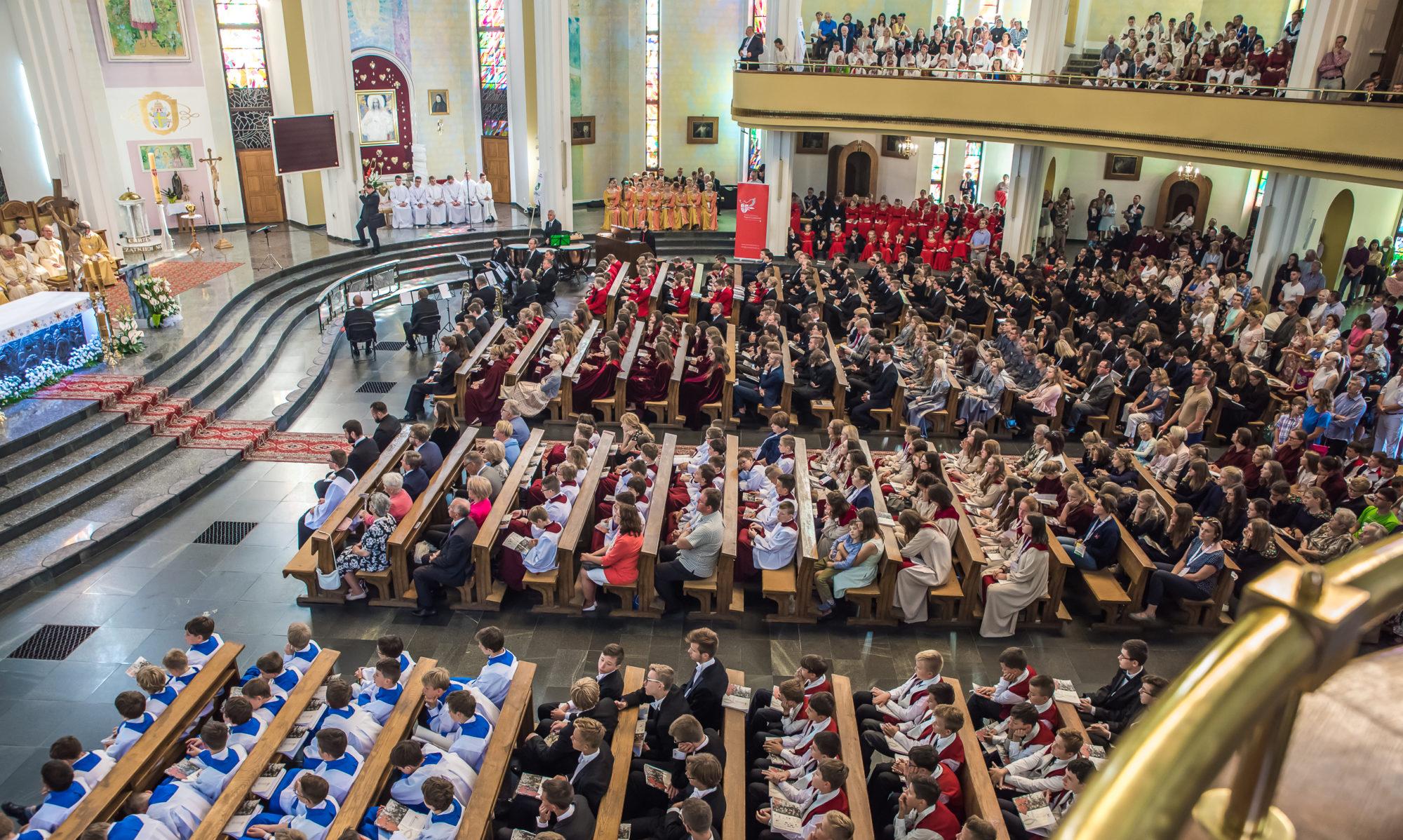 X Krajowy Kongres Polskiej Federacji Pueri Cantores Lublin 2019